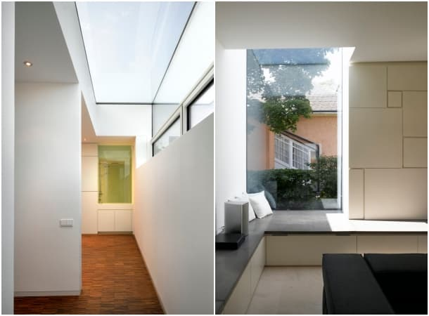 Casa Elise-dormitorio principal-ventana sala