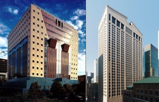 Ejemplos arquitectura postmoderna