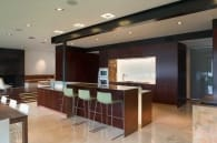 casa con interior de lujo cocina Casa Peninsula