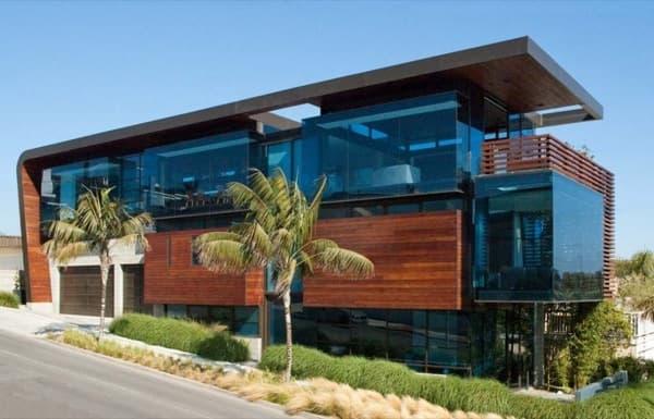 espectacular fachada Residencia Ettley