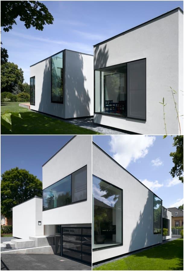 exteriores Casa Elise Synn Architecten