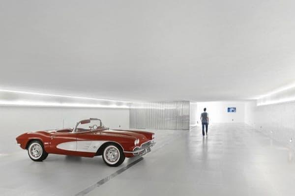 garaje Casa P - Marcio Kogan