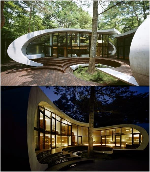 patio Casa Shell ARTechnic