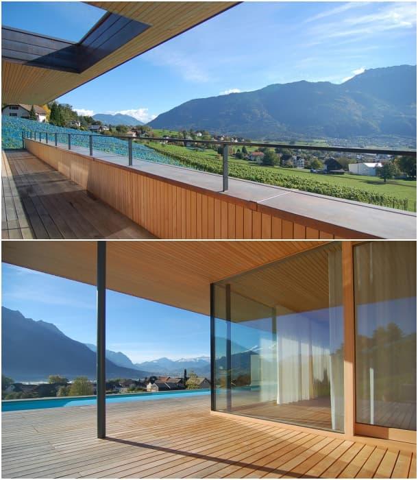 terrazas Casa 114 - K_M Architektur