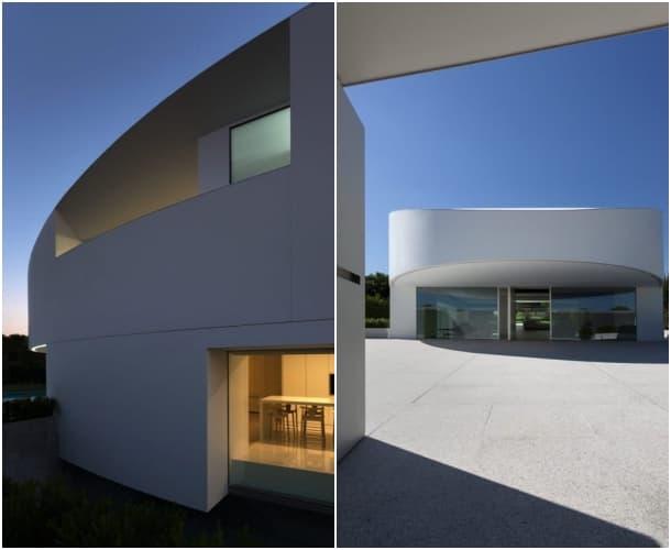 Balinte house acceso y lateral