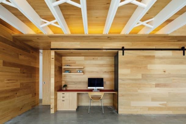 Casa Invermay escritorio
