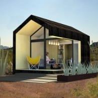 Cinder Box prototipo casa prefabricada