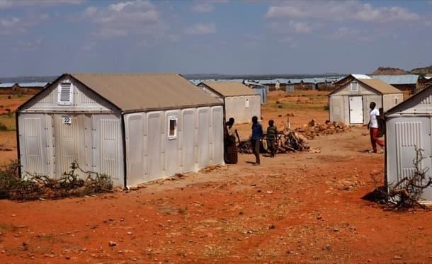 Refugio prefabricado de ikea better shelter ligero y en - Refugios de madera prefabricados ...