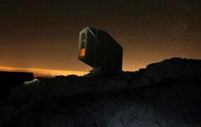 Refugio en el Monte Canin (Eslovenia)