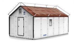 Better Shelter: refugio de IKEA