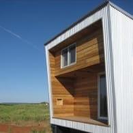 refugio prefabricado laboratorio sostenibilidad