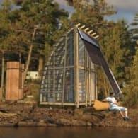 Refugios qu son c mo se construyen tipos y fotos de refugios - Refugios de madera prefabricados ...