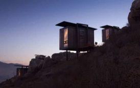 Refugios ecológicos en el Valle de Guadalupe (México)