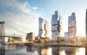 Torres de apartamentos 416-420 Kent Avenue (NY)