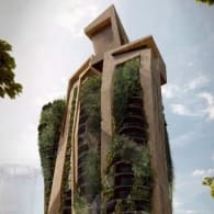 Agora Garden condominio fachada