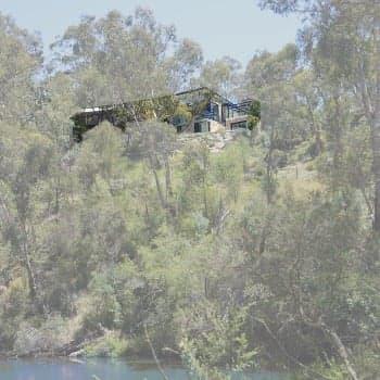 Casa Warrandyte rio Yarra