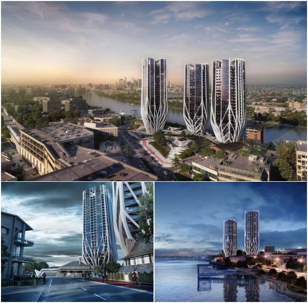 Grace On Coronation Zaha Hadi Architects