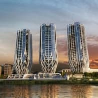 Grace On Coronation torres Toowong Zaha Hadid