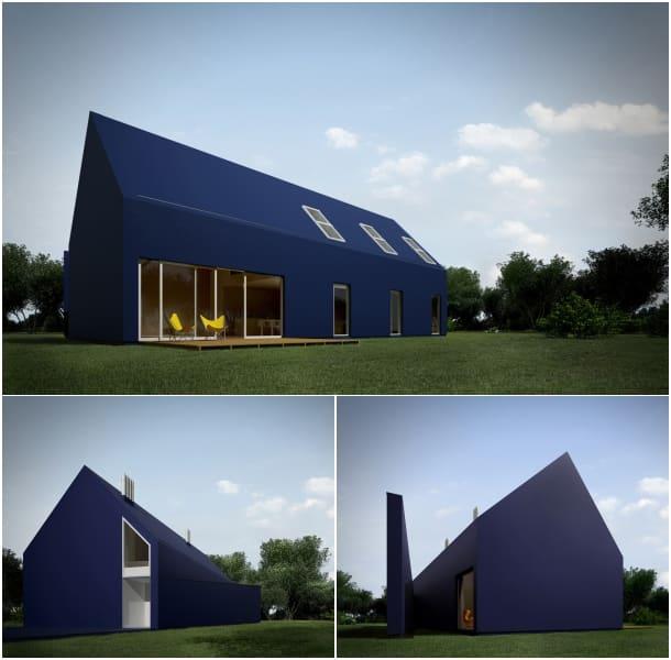 L House - Moomoo Architects