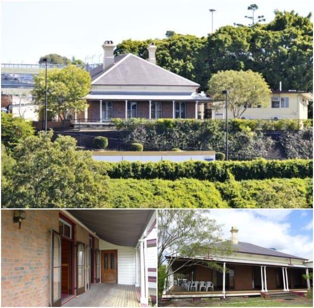 Middenbury House en Toowong Australia