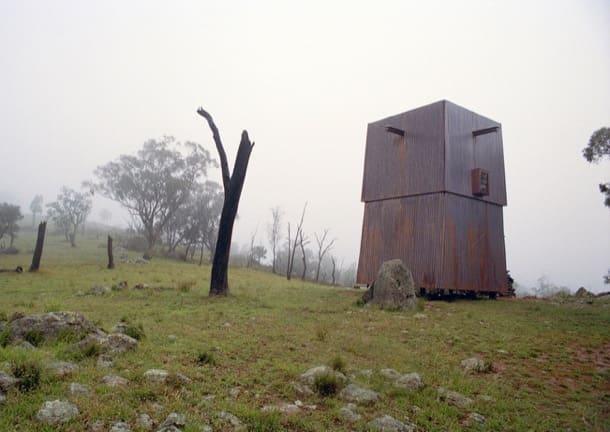 Permanent Camping: refugio prefabricado en Australia