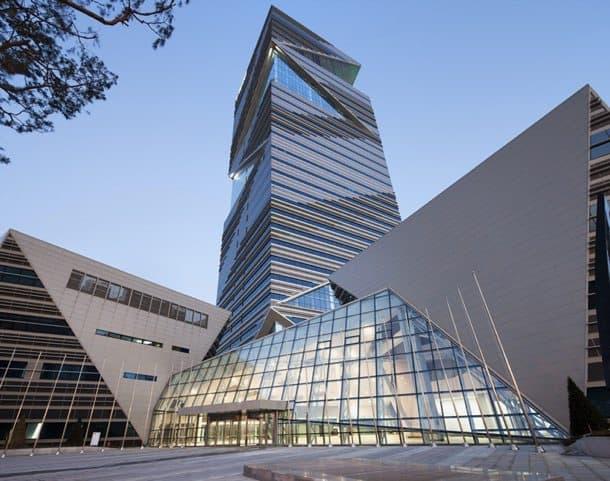 Las torres en la arquitectura