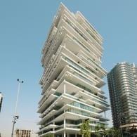 bloque residencial Beirut Terraces Herzog de Meuron