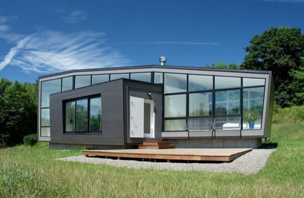 Weekend House, en una parcela de 2 hectáreas