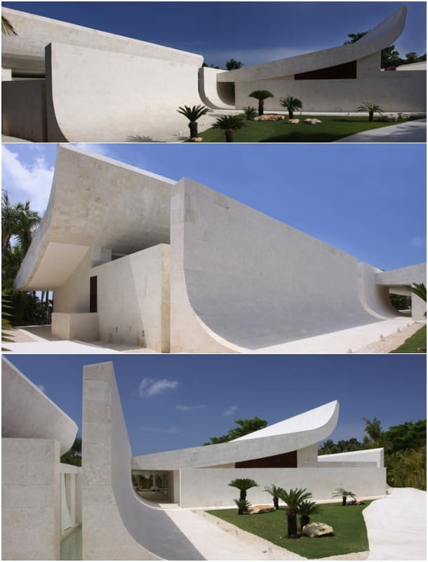 exterior vivienda en Casa de Campo - La Romana