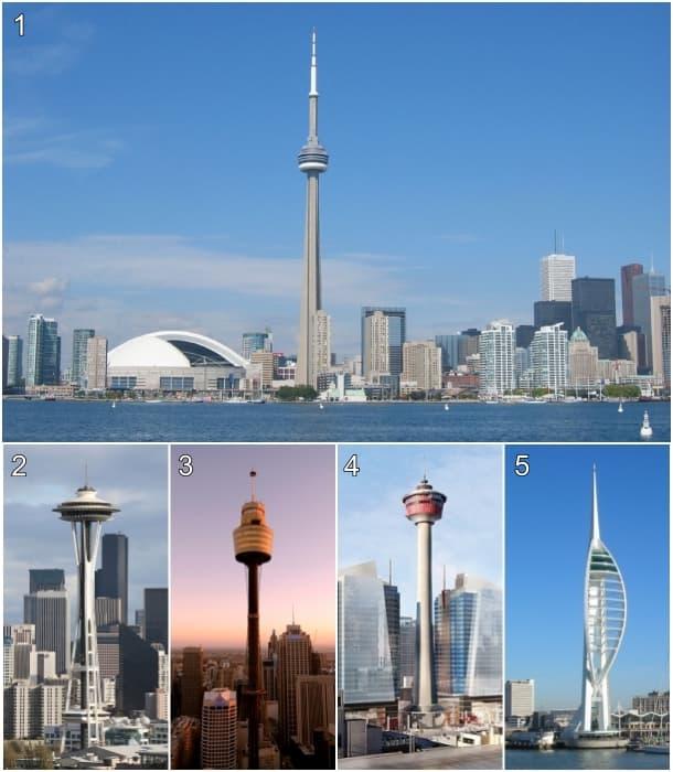 las mejores torres mirador