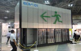 EDV-01: refugio prefabricado expandible