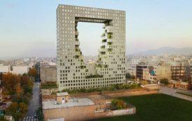 Vandad: torres de apartamentos para Mashhad (Irán)