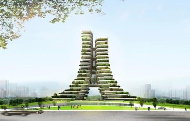 Torre para el ayuntamiento de Bac Ninh