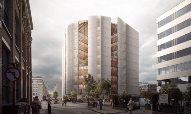 Development House: con estructura de madera
