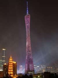 torre de telecomunicaciones de Canton