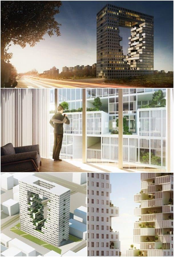 torre de apartamentos Vandad Mashhad