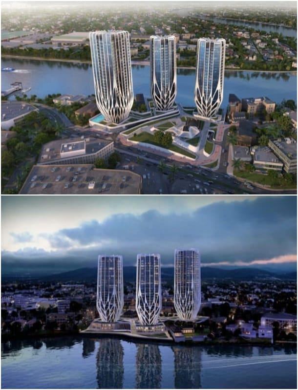 torres apartamentos de Grace On Coronation