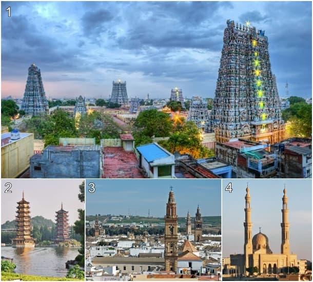 torres religiosas