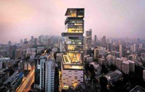 Casa Antilia: la más alta del mundo