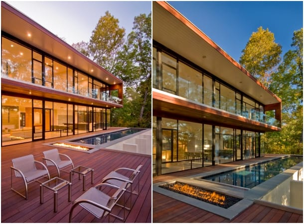 Residencia Wissioming - terraza piscina