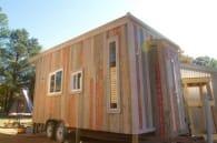 Wedgie casa movil prefabricada exterior