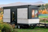 Wheel Pad pequeña casa para minusvalidos
