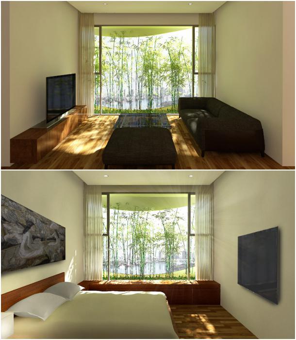 apartamentos en Diamond Lotus Riverside - Vietnam