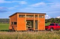 casa móvil prefabricada Traveler remolcada