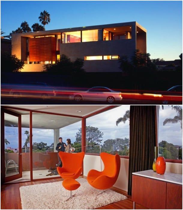 lujosa casa con oficina - Prospect House - Jonathan Segal