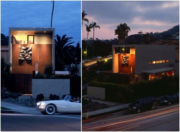 lujosa casa con oficina - Prospect House - exteriores