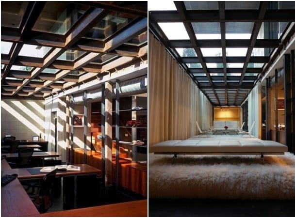 lujosa casa con oficina - Prospect House - sotano
