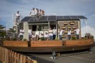 rEvolve House sobre plataforma giratoria