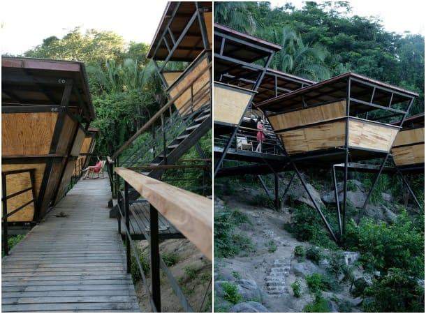 refugios V-Houses México