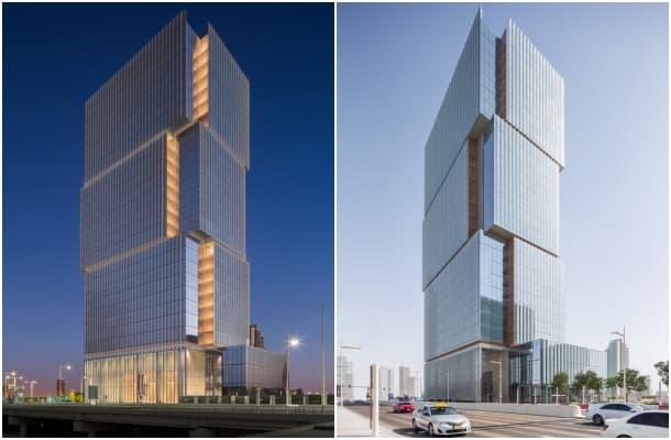 torre de oficinas Al Hilal Bank